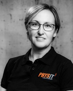 Phoebe Machin, Clinical Director & Consultant Physiotherapist