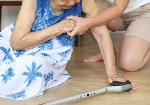 Elderly Falls & Rehabilitation